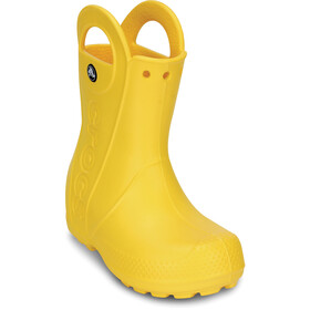 Crocs Handle It Rain Boots Kids, yellow